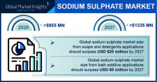 Sodium Sulphate Market Outlook - 2027