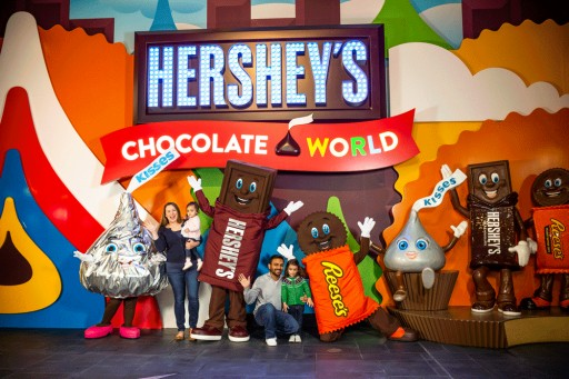 Sweet News! Hershey's Chocolate World Attraction is Now Designated a Certified Autism Center™