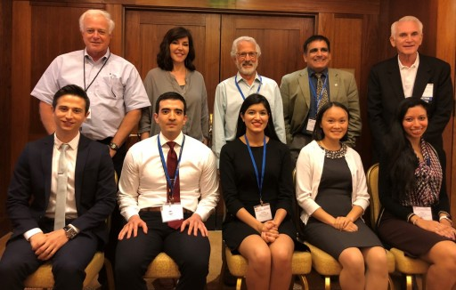 Residents of Distinction Attend 2018 Coastal Dermatology Symposium