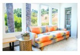 Apt2B's Limited Edition Ashbury Tie-Dye Sofa (Interior)