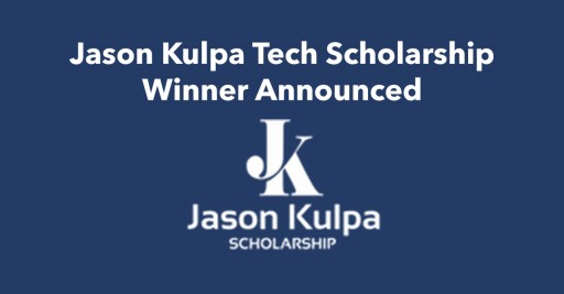 Student From Kansas University Wins Jason Kulpa Tech Scholarship