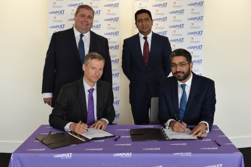 The TSC and TEXPO Partner to Export Pioneering UK Innovations to the Middle East