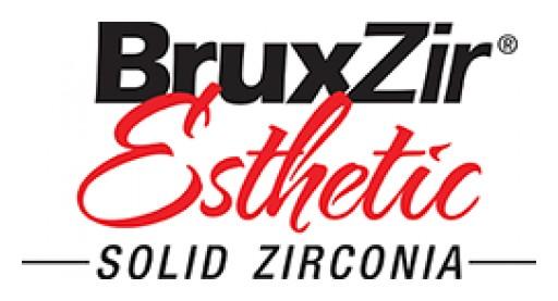 Glidewell Dental Releases BruxZir® Esthetic Solid Zirconia