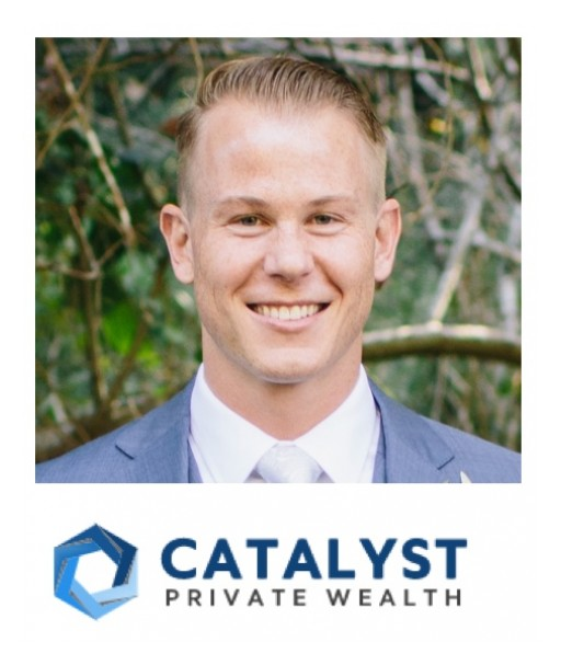 Bay Area Native, Matt Faubion, Joins  Catalyst Private Wealth as Wealth Strategist