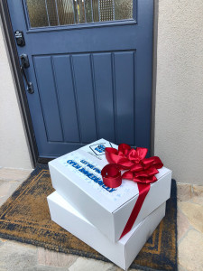Fun delivered to your doorstep with Snow in a Box