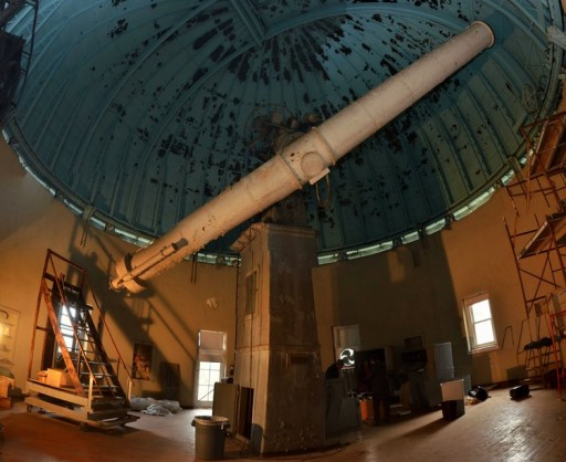 Historic Giant Telescope Comes to Northwest Arkansas