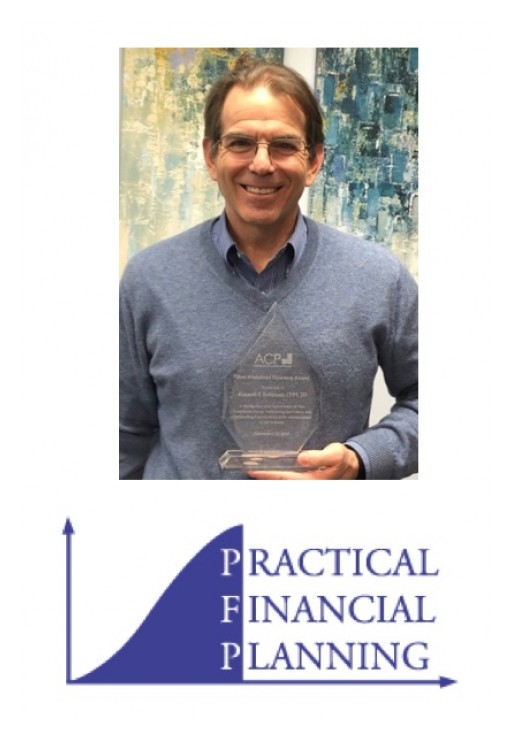 Cleveland-Area Financial Planner Kenneth F. Robinson Receives 2019 Bert Whitehead Visionary Award From the Alliance of Comprehensive Planners
