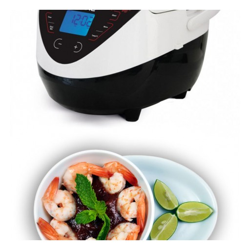 RECKE MultiCookers Come With an Exclusive Recipe Book Containing Delicious Recipes