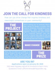 Join the Call for Kindness!