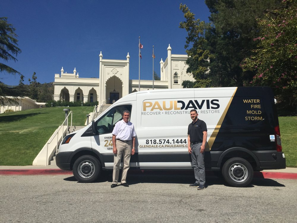 Paul Davis Glendale Makes It Possible to Request a Quote on