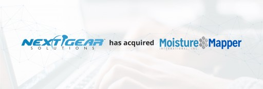 Next Gear Solutions Has Completed the Acquisition of Moisture Mapper International