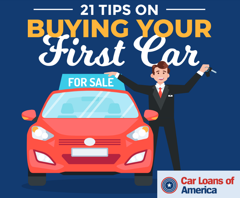 First Time Buyer Car >> Car Loans Of America Releases 21 First Time Buyer Tips On