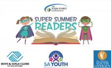 Super Summer Readers