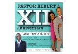 12th Pastoral Anniversary