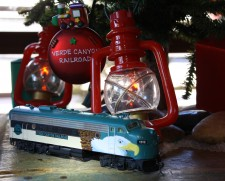 Put Real Train Under the Tree This Christmas