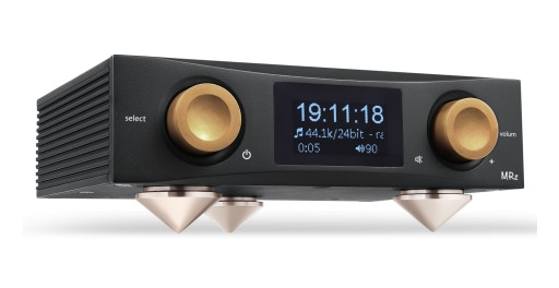 MRz: Announces That Its Next Generation Ai Smart UHD Digital Audio Player, the 'MRz-DAP'