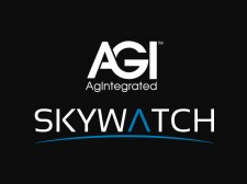 AgIntegrated and SkyWatch logos