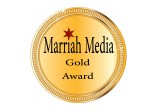 Use the Marriah Media Gold Award for Year Round Promotions!