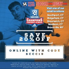 Discounted Soccer Equipment Sale Soccer and Rugby