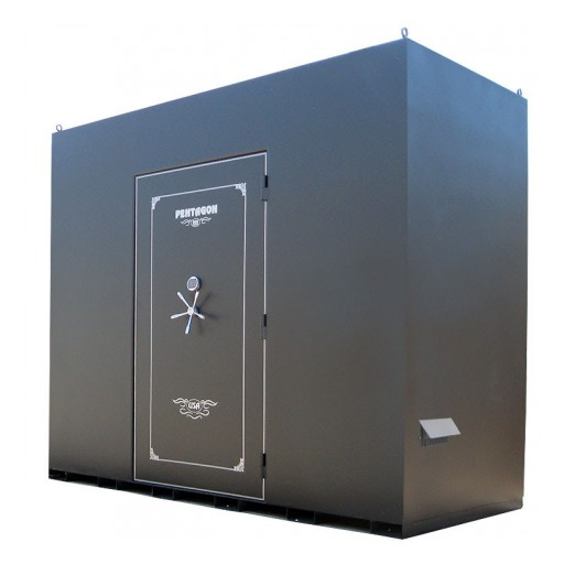 Oklahoma City Storm Shelter and Gun Safe Summer Sale From Sportsman Steel Safes Features 3-in-1 Security Storm Shelter