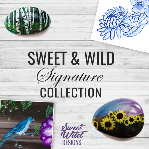 Sweet Wild Designs Releases the Sweet and Wild Signature Collection