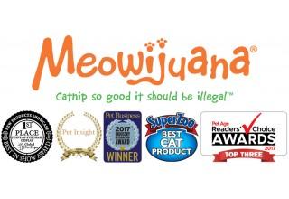 Meowijuana Logo