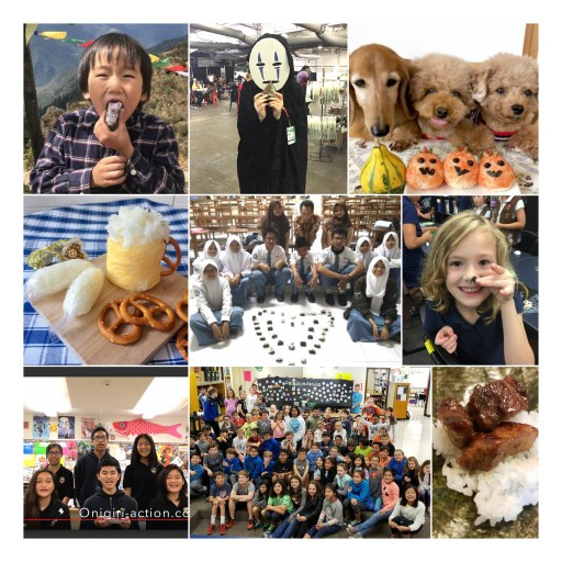 TABLE FOR TWO 'Change the World With Onigiri (Rice Ball) #OnigiriAction' Provides 1 Million School Meals With Over 200,000 Onigiri Photos
