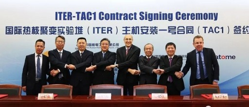 Recognized by High-End Market, CNNC Signed the Largest Nuclear Power Contract in Europe