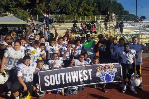 Regional Champion Los Angeles Youth Football Players Who Won, May Actually Lose