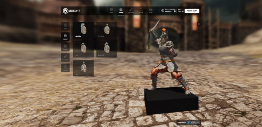 For Honor Customizer