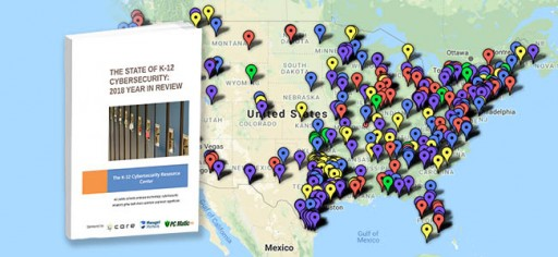 Explosive Report Highlights Cybersecurity Risks Impacting K-12 Schools