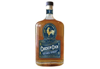 Introducing Chicken Cock Kentucky Straight Bourbon Whiskey