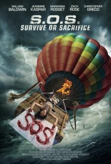 S.O.S Survive or Sacrifice Artwork