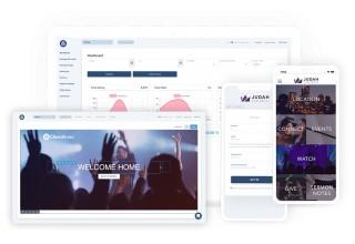 Church Base Custom-Branded Church App Suite