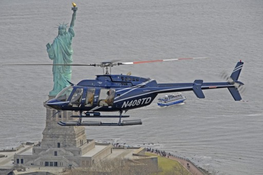 Deadline Looms for Helicopter Tours Around Staten Island