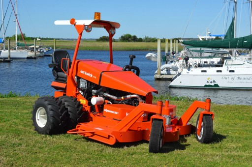 Kut Kwick Corporation Announces the Addition of New Slope Mower to Product Line