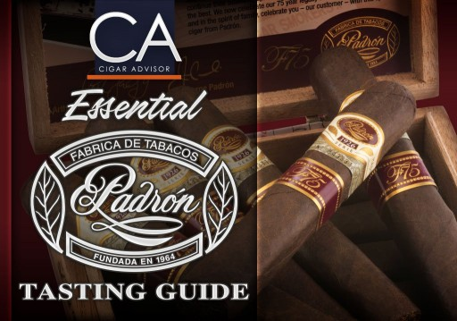 The Essential Padrón Cigars Tasting Guide Highlights Legendary Label