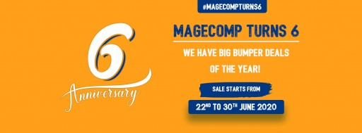 MageComp is Celebrating 6-Year Anniversary With All New Offerings