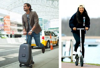 The Micro Luggage and Pedalflow