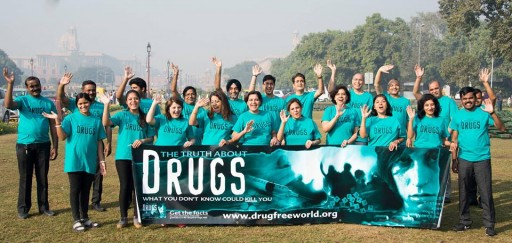 Drug-Free World India is Tackling a National Crisis