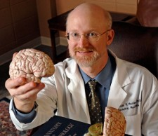 Dr. Mosley of the University Of Mississippi Medical Center's MIND Center
