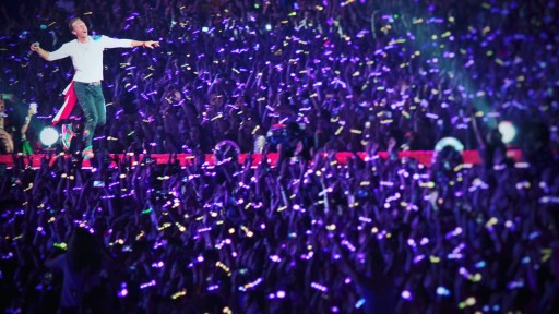 Coldplay's 'A Head Full of Dreams' Tour Returns With Xylobands LED Wristbands