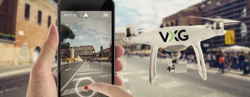VXG - Low Video Latency for Drones