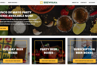 Brewvana.com Party Boxes
