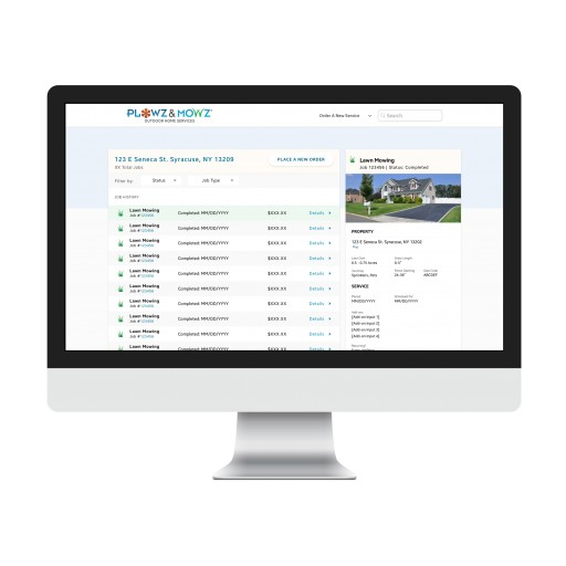 Ground Control by PLOWZ & MOWZ™ Launches for Property Managers