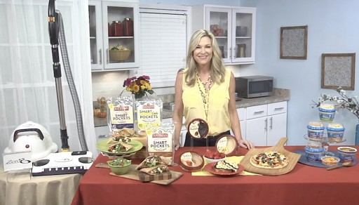 Colleen Burns Shares Advice With Busy Moms on Tips on TV Blog