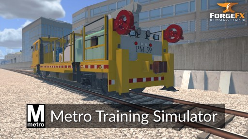 ForgeFX Simulations Delivers Virtual Reality Training Simulator to WMATA