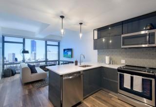 345 Harrison Apartment Interior