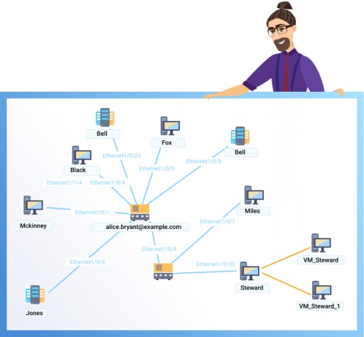 Alloy Software Adds Network Mapping to Network Inventory Solution