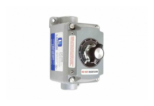 Larson Electronics Releases Explosion Proof Dimmable Rotary Switch, 120V 20 Amps, CI/2 D1/2